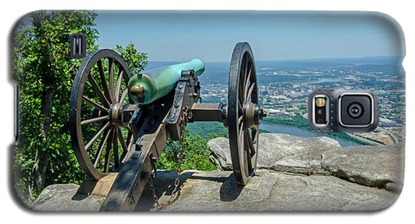 Cannon At Point Park Galaxy S5 Case