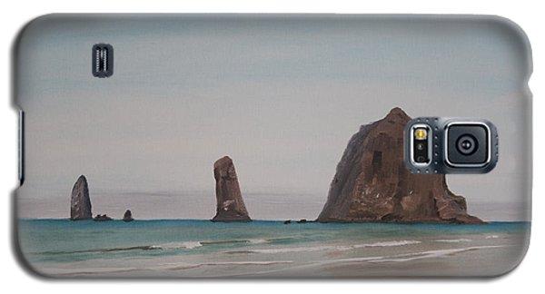 Cannon Beach Haystack Rock Galaxy S5 Case
