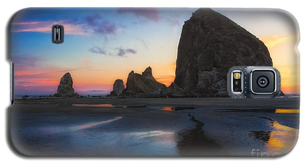 Cannon Beach Seastacks Galaxy S5 Case
