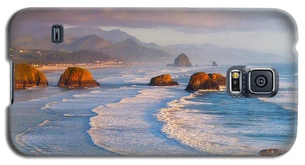 Cannon Beach Sunset Galaxy S5 Case