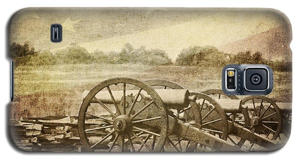 Cannons At Pea Ridge Galaxy S5 Case
