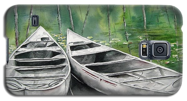 Canoes To Go Galaxy S5 Case