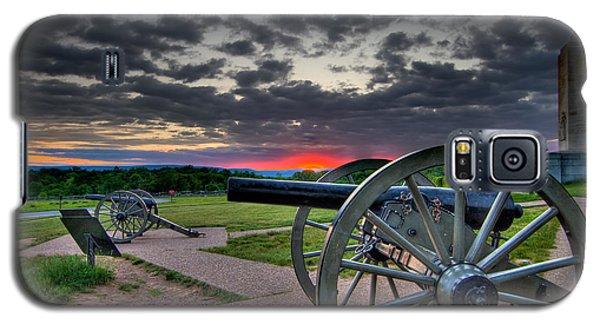 Canon Over Gettysburg Galaxy S5 Case