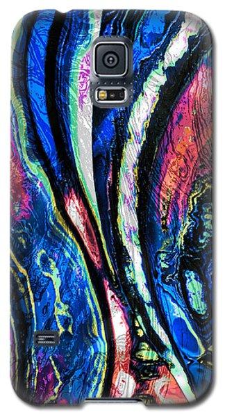 Canvas Of Contemporary Art Galaxy S5 Case