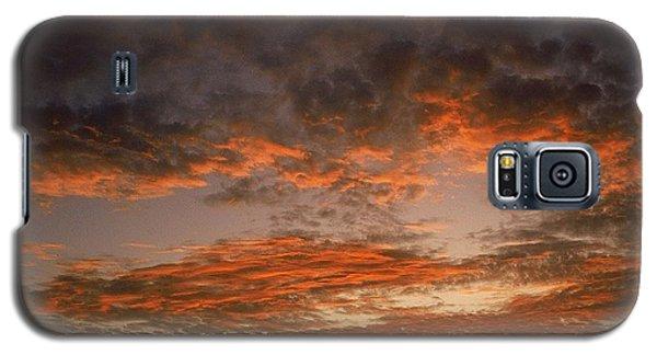 Canvas Sky Galaxy S5 Case
