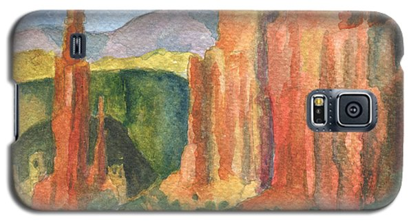 Canyon De Chelly Fantasy Galaxy S5 Case