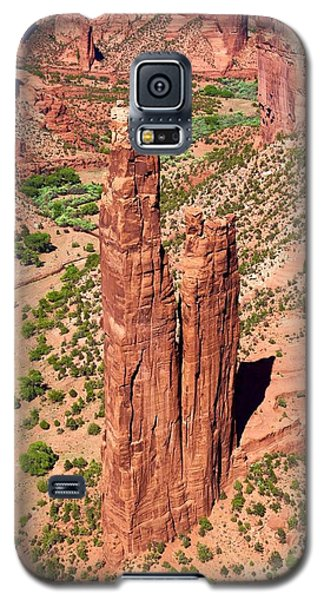 Canyon De Chelly Towers Galaxy S5 Case