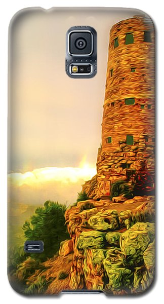 Canyon Gifts Galaxy S5 Case