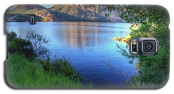 Canyon Lake Galaxy S5 Case