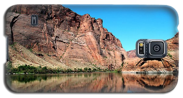 Canyon Reflections Galaxy S5 Case