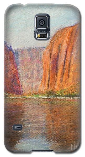 Canyon River Passage Galaxy S5 Case