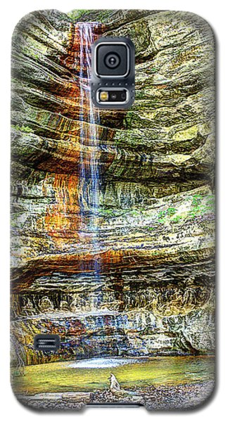 Canyon Starved Rock State Park Galaxy S5 Case