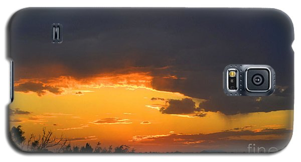 Canyon Sunset Galaxy S5 Case by Joan Hartenstein