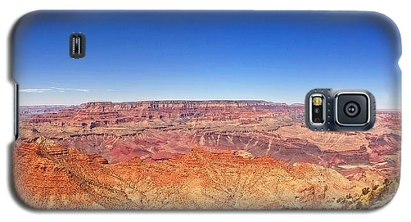 Canyon View Galaxy S5 Case by Dave Files