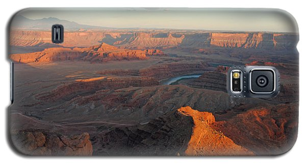 Galaxy S5 Case featuring the photograph Canyonlands Np Dead Horse Point 21 by Jeff Brunton
