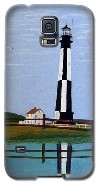 Caoe Henry Lighthouse Galaxy S5 Case