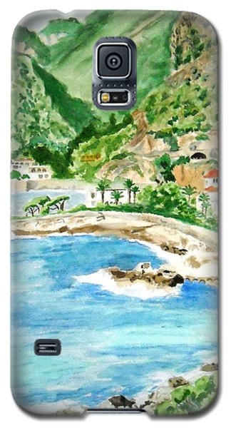 Cap D'ail On A Sunny Day  Galaxy S5 Case