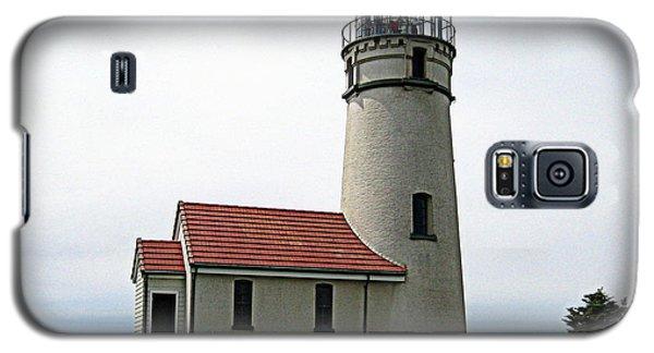 Cape Blanco Lighthouse Galaxy S5 Case by AJ  Schibig