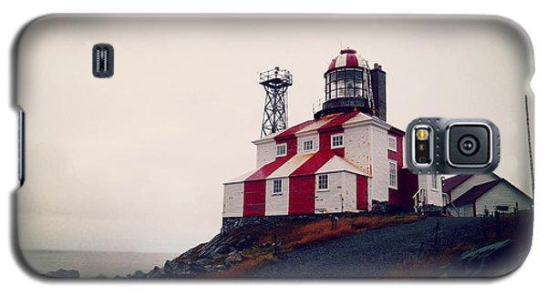 Cape Bonavista Lighthouse Galaxy S5 Case