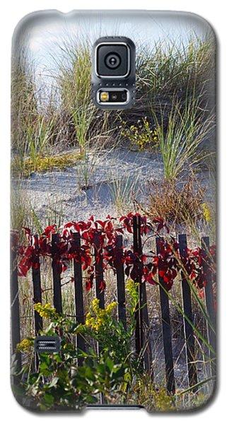 Cape Charles Autumn Galaxy S5 Case