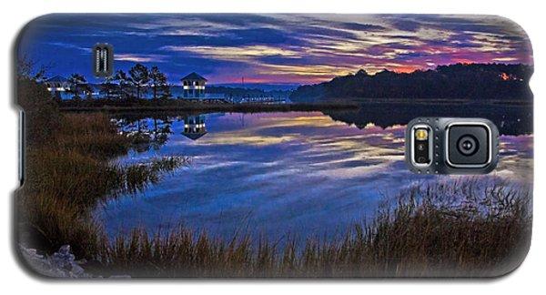 Cape Charles Sunrise Galaxy S5 Case