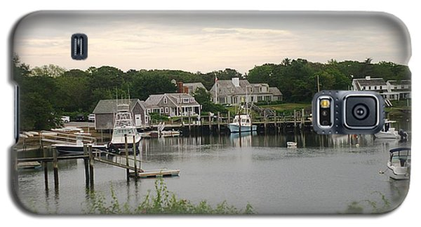 Galaxy S5 Case featuring the photograph Cape Cod At Dusk by Suzanne Powers