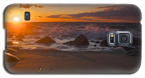 Cape Cod Beauty Galaxy S5 Case