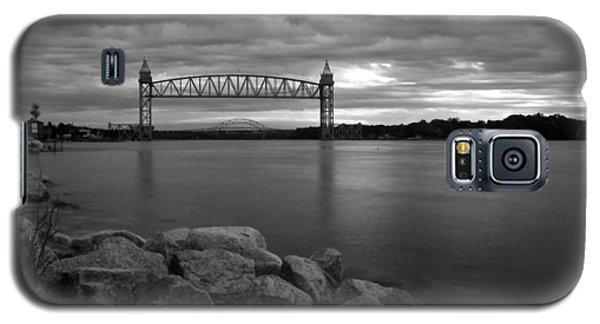 Cape Cod Canal Train Bridge Galaxy S5 Case