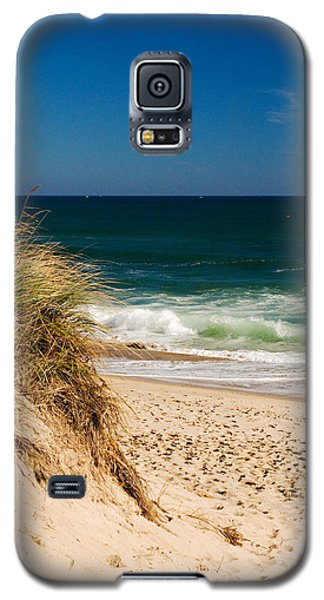 Cape Cod Massachusetts Beach Galaxy S5 Case