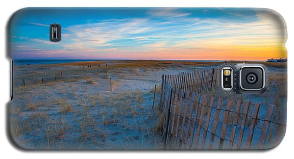 Cape Cod Sunset Galaxy S5 Case