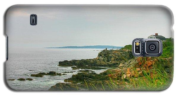 Cape Elizabeth Maine Galaxy S5 Case by Denyse Duhaime