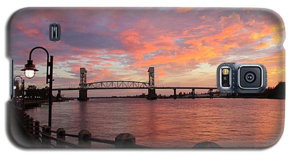 Cape Fear Bridge Galaxy S5 Case