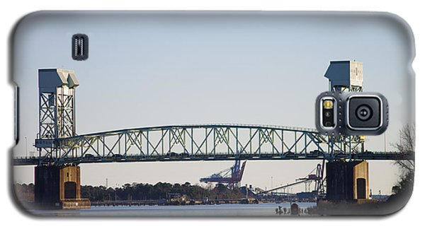 Cape Fear Memorial Bridge Galaxy S5 Case