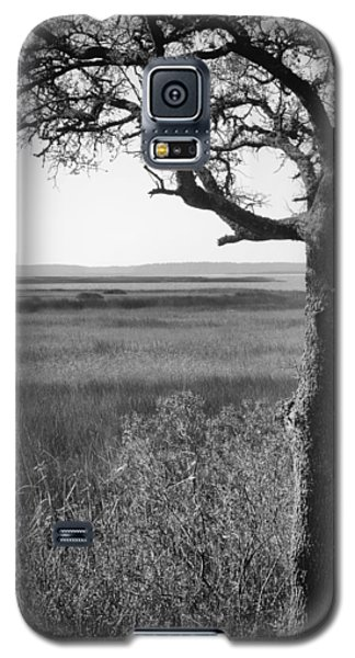 Cape Fear River View From Fort Fisher Nc Galaxy S5 Case