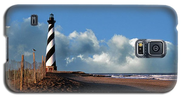 Cape Hatteras Lighthouse Nc Galaxy S5 Case