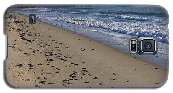 Cape Hatteras - Mermaid's Purse Laiden Beach Galaxy S5 Case by Mountains to the Sea Photo