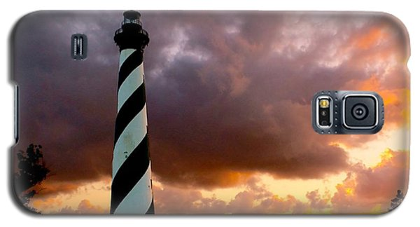 Cape Hatteras Sunset Galaxy S5 Case