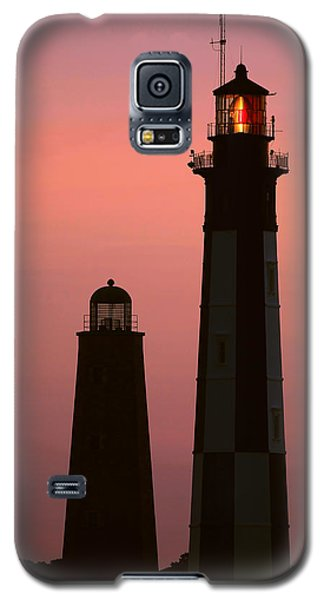 Cape Henry Lighthouses  Galaxy S5 Case