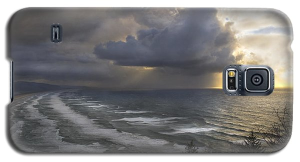 Sunset At Cape Lookout Oregon Coast Galaxy S5 Case