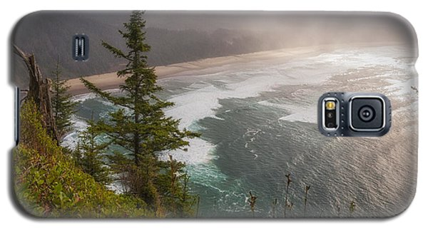 Cape Lookout Vista Galaxy S5 Case by Mary Angelini