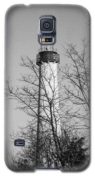 Cape May Light B/w Galaxy S5 Case