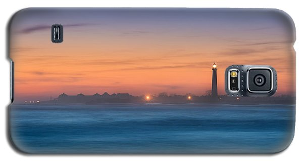 Cape May Lighthouse Sunset Galaxy S5 Case