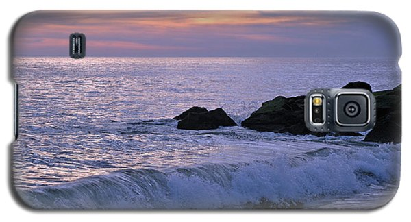 Galaxy S5 Case featuring the photograph Cape May Sunset by Olivia Hardwicke