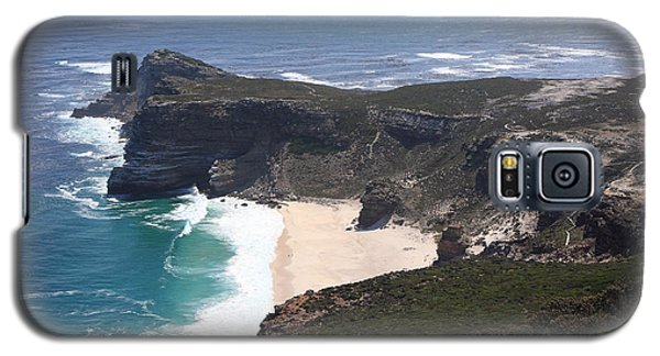 Cape Of Good Hope Coastline - South Africa Galaxy S5 Case