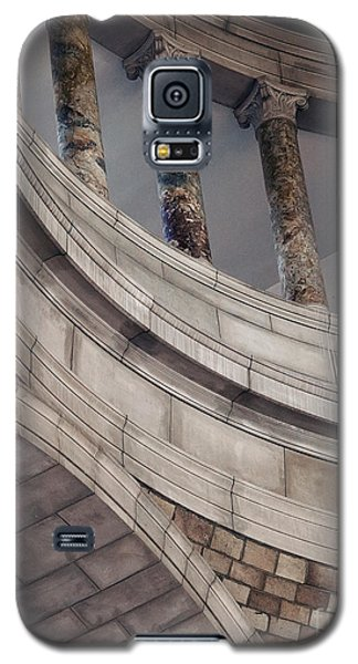 Capitol Curves Galaxy S5 Case