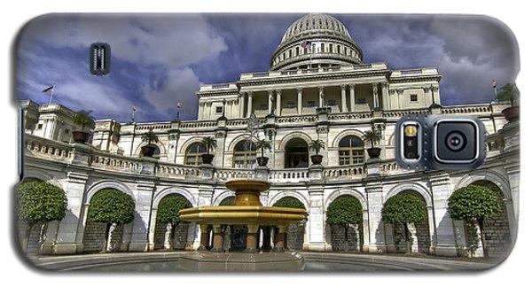 Capitol Fountain Galaxy S5 Case