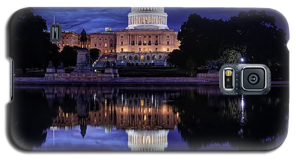 Capitol Morning Galaxy S5 Case