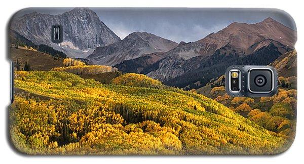Capitol Peak In Snowmass Colorado Galaxy S5 Case