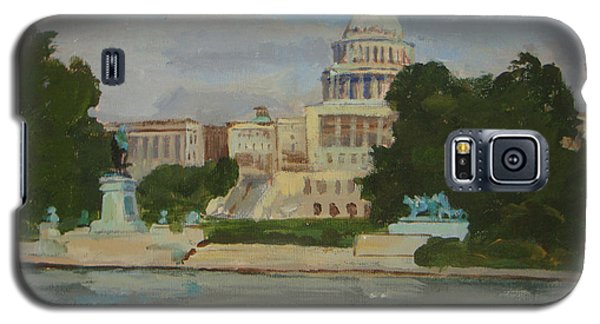 Capitol Reflections Galaxy S5 Case