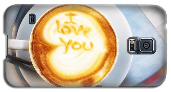 Cappuccino Galaxy S5 Case